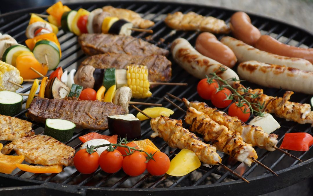Een BBQ catering aan huis